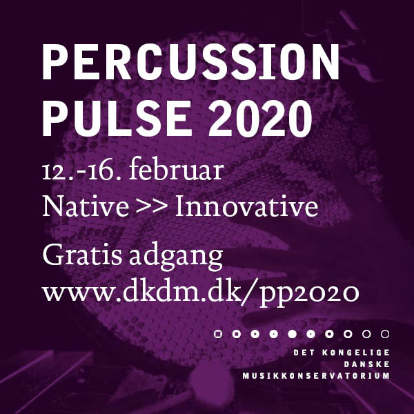 Percussion Pulse 2020