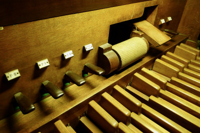 Koncertkirkens orgel. © Jan Høgh Stricker